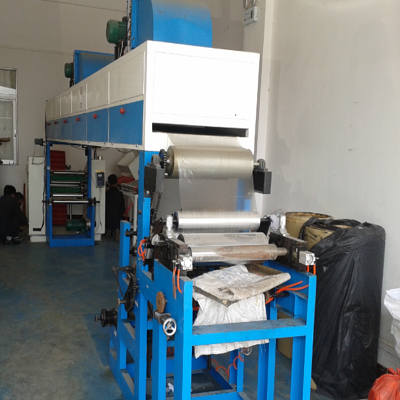 500mm BOPP tape printing and coating machine