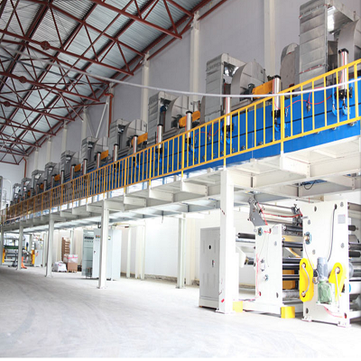High Speed BOPP Coating Machine